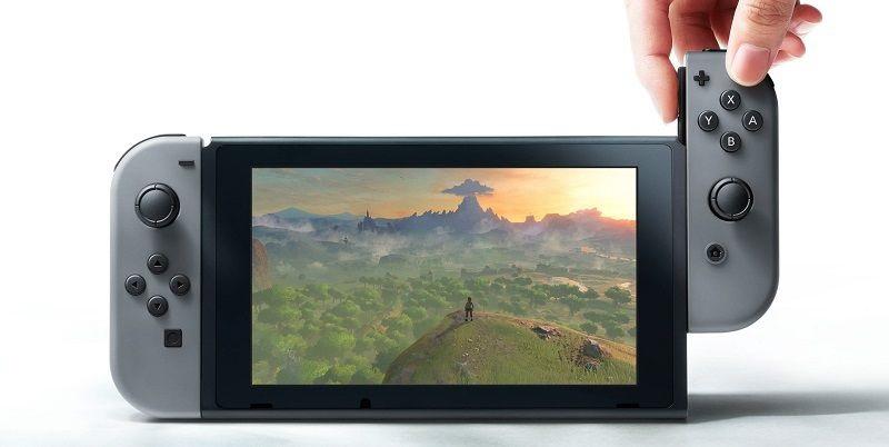 Ovladač a Nintendo Switch