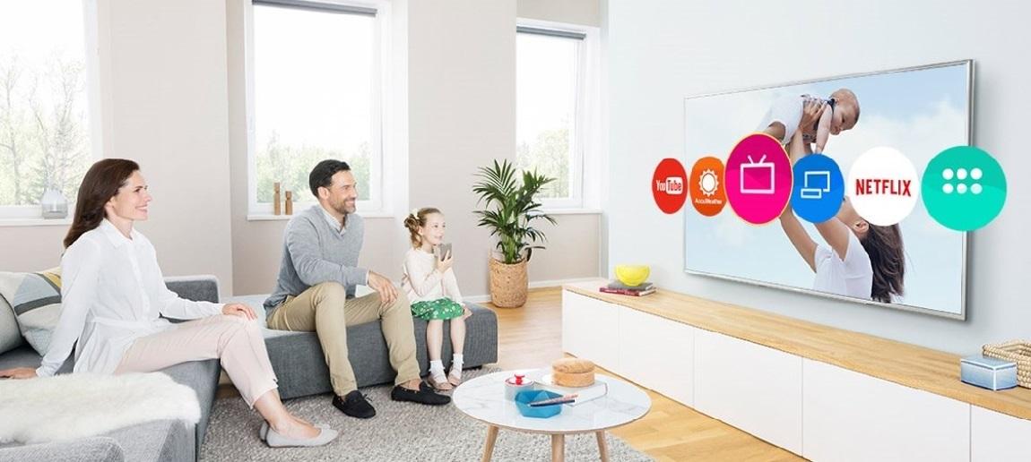 Operační systémy Smart TV