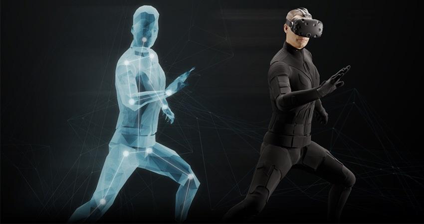 teslasuit, virtuální realita, extended reality