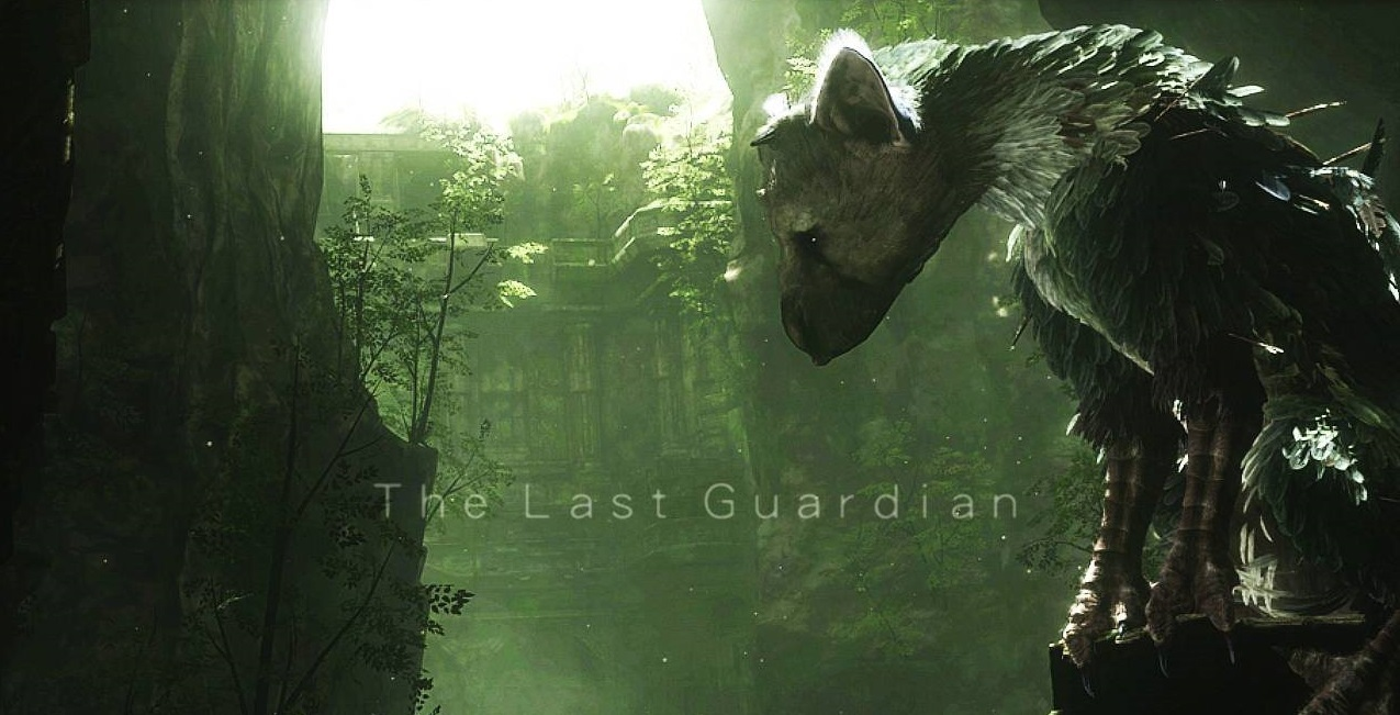 The Last Guardian; Trico