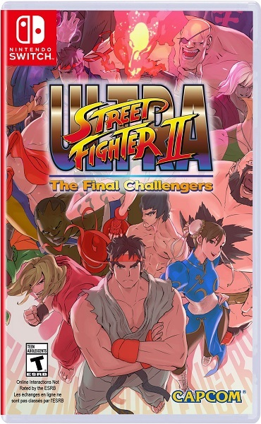 Ultra Street Fighter 2 The Final Challenger - Nintendo Switch