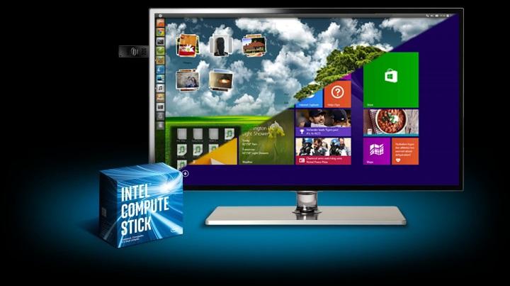 Intel Compute Stick - operační systémy