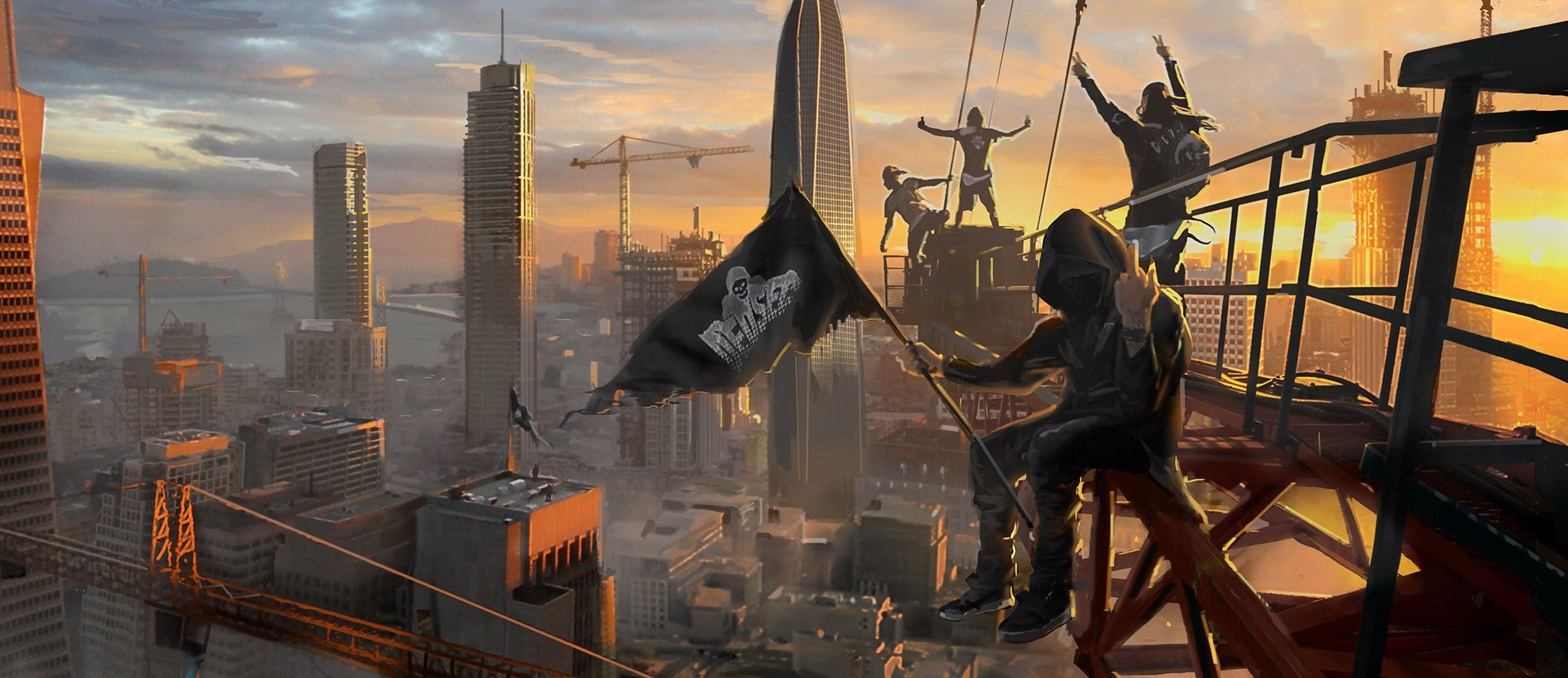 watch dogs 2; DedSec