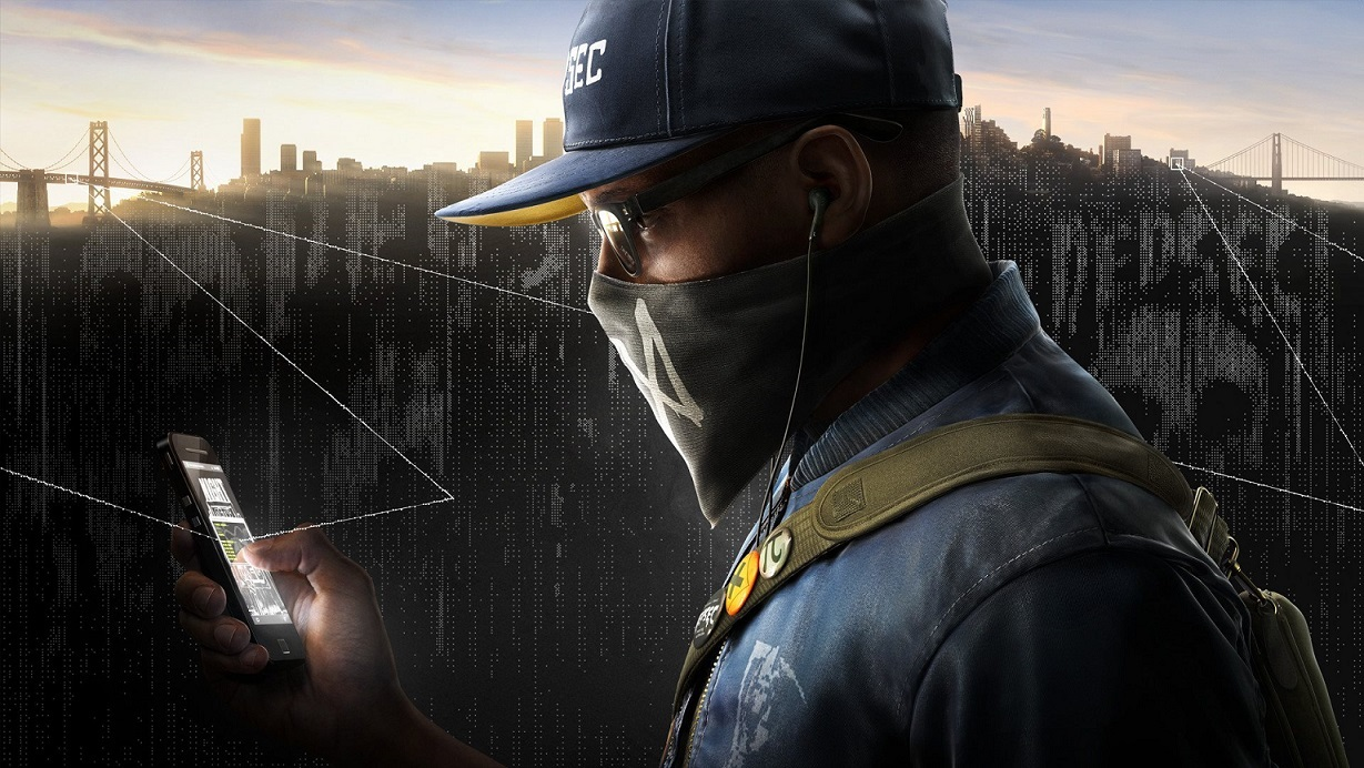 watch dogs 2; Marcus Holloway