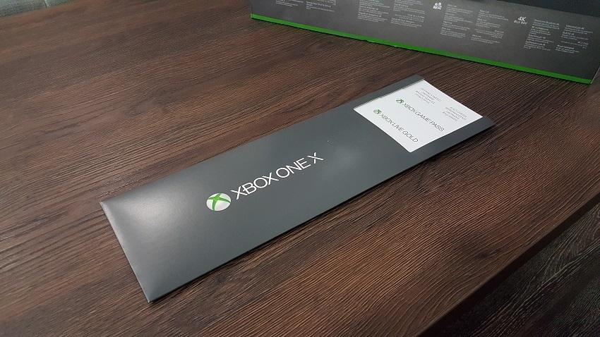 Xbox One X; Xbox Live Gold