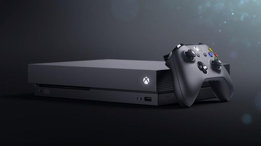 Xbox One X; šrotovné