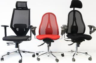 Test kancelářských židlí – vyplatí se investovat?
