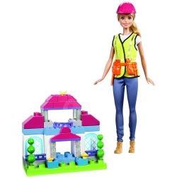 Barbie herní set Stavitelka
