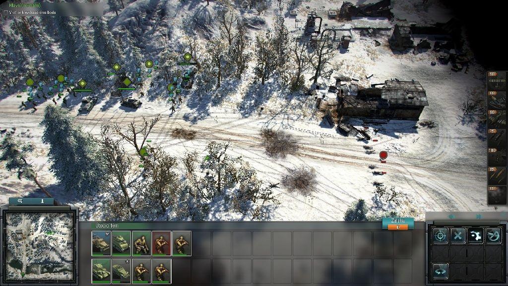 Blitzkrieg 3; Gameplay: destrukce továren