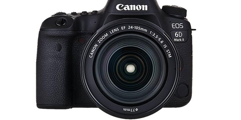 Canon EOS 6D Mark II (RECENZE