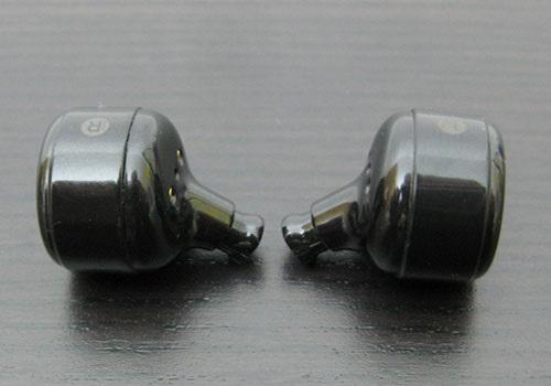 Connect IT True Wireless, boční pohled, sluchátka