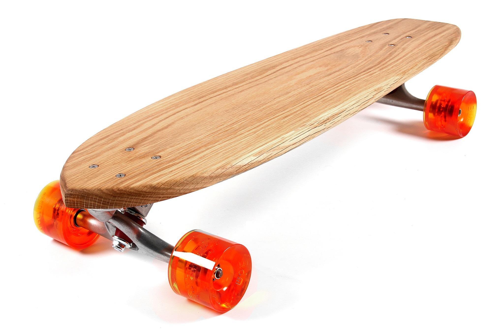 Cruiser, do města, skateboardové triky