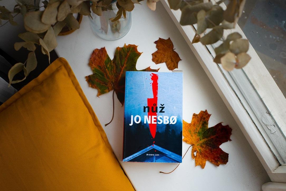 Jo Nesbø - Nůž