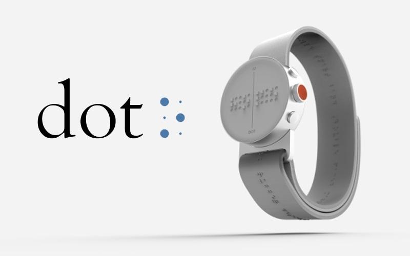 Dot SmartWatch; vzhled Dot SmartWatch