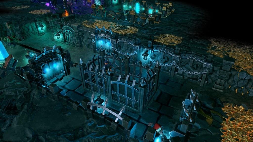 Dungeons 3; Wallpaper: vězení