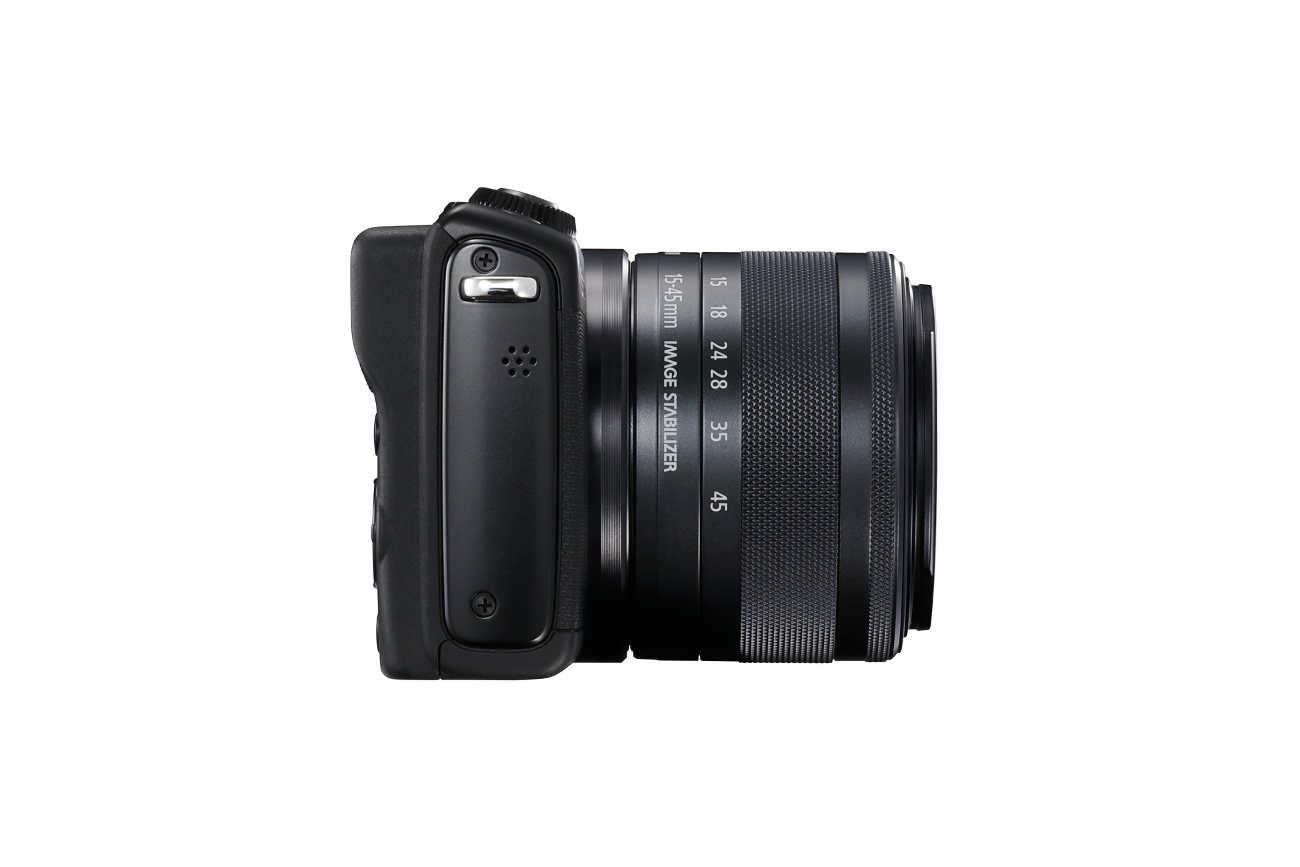 Canon EOS M100 fotoaparát