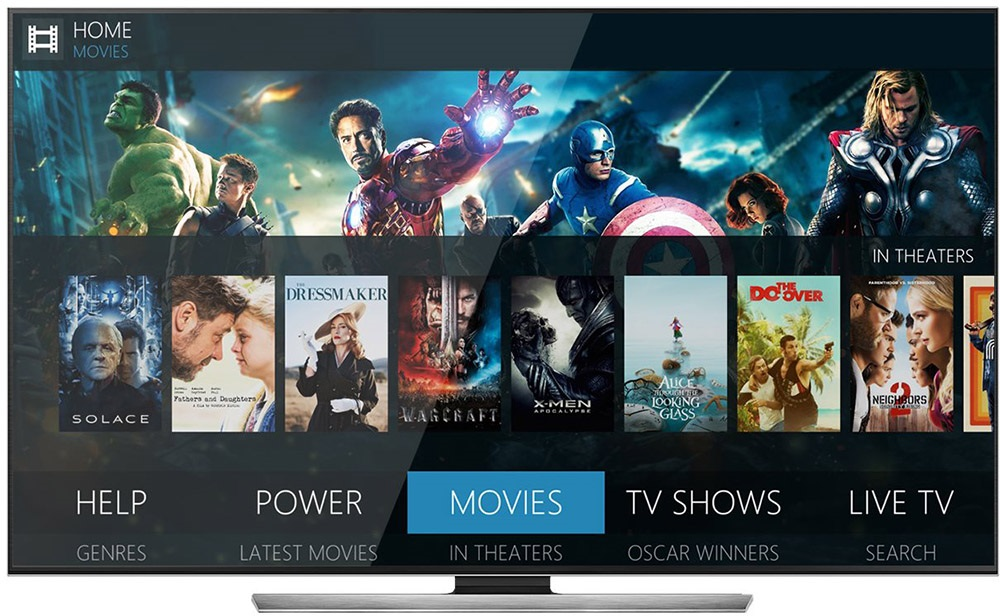 EVOLVEO Android Box H4 Plus, filmy