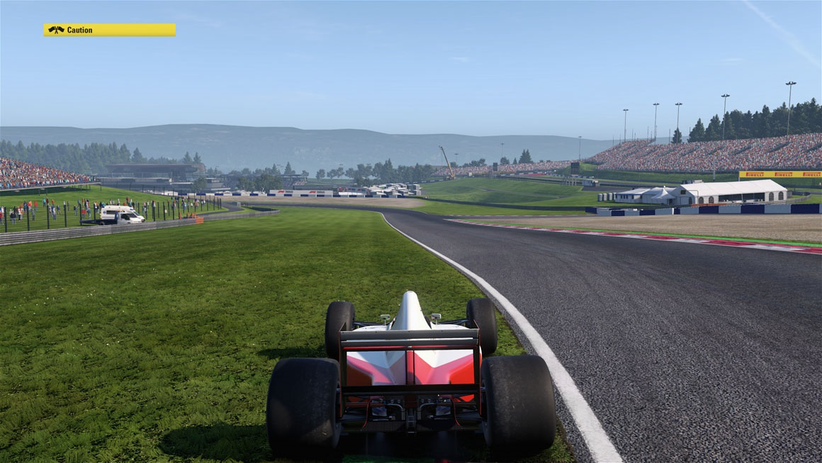 F1 2018 - Ground Cover