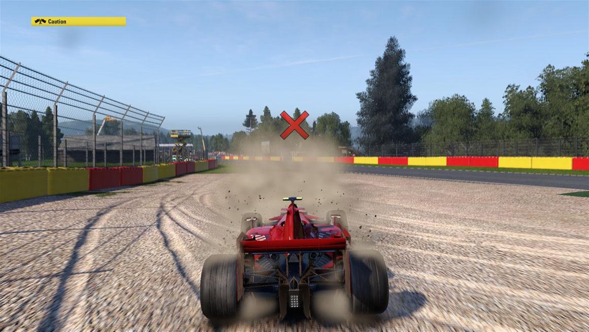 F1 2018 - Particles