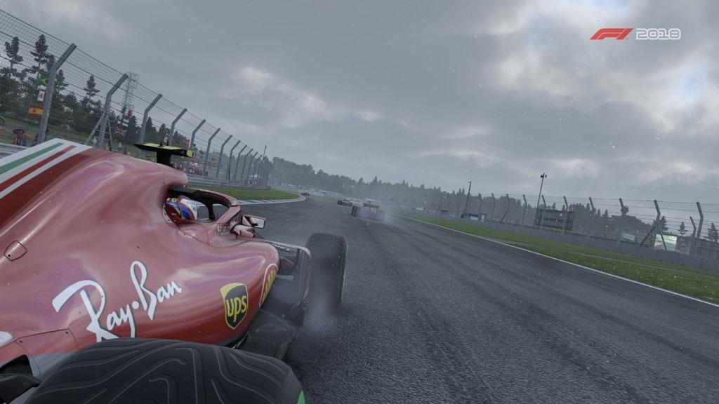 F1 2018; screenshot 1