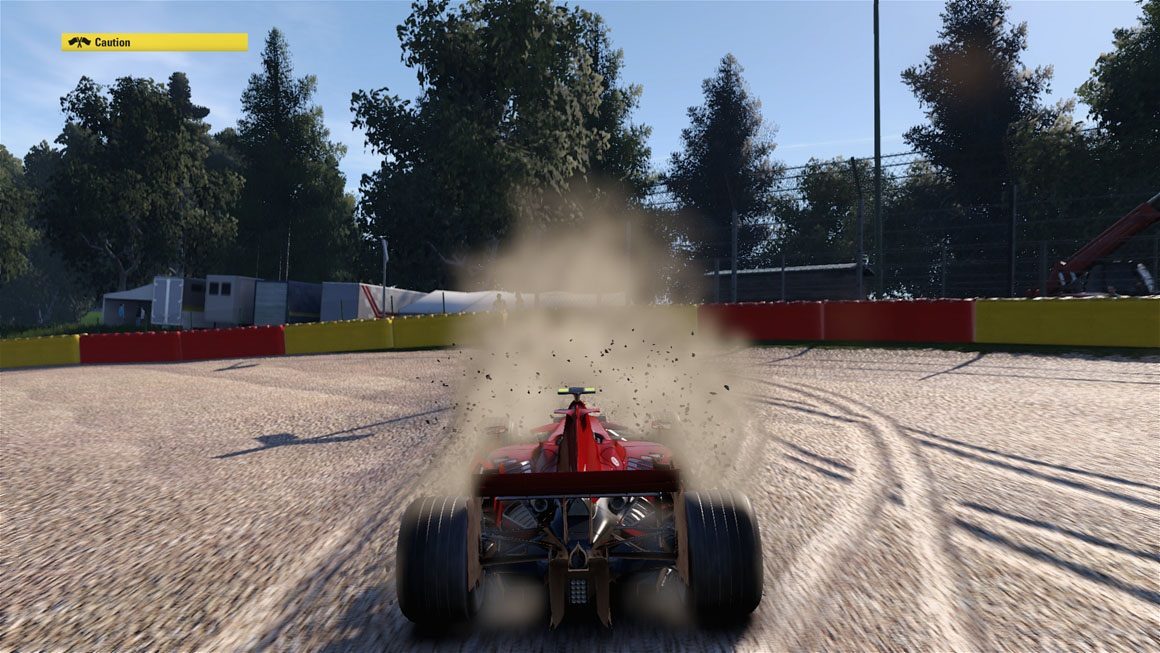 F1 2018 - Smoke Shadows