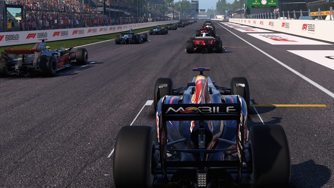 F1 2018 - Texture Streaming