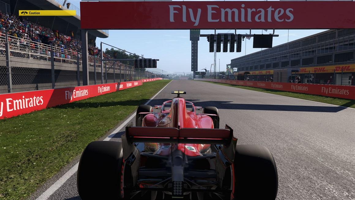 F1 2018 - Vehicle Reflections