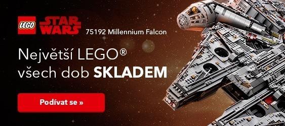 Falcon opět skladem