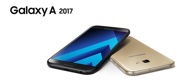 Recenze telefonů Samsung Galaxy A3 a A5 (2017)