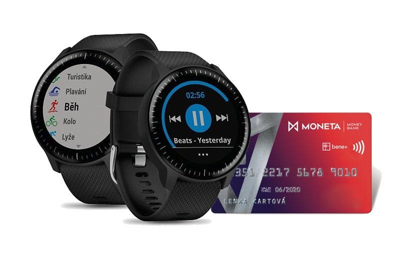 Garmin Pay  Peněženku nechte doma a plaťte hodinkami  0dd181f368
