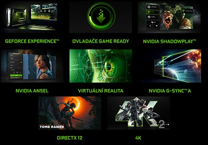 GeForce RTX technologie