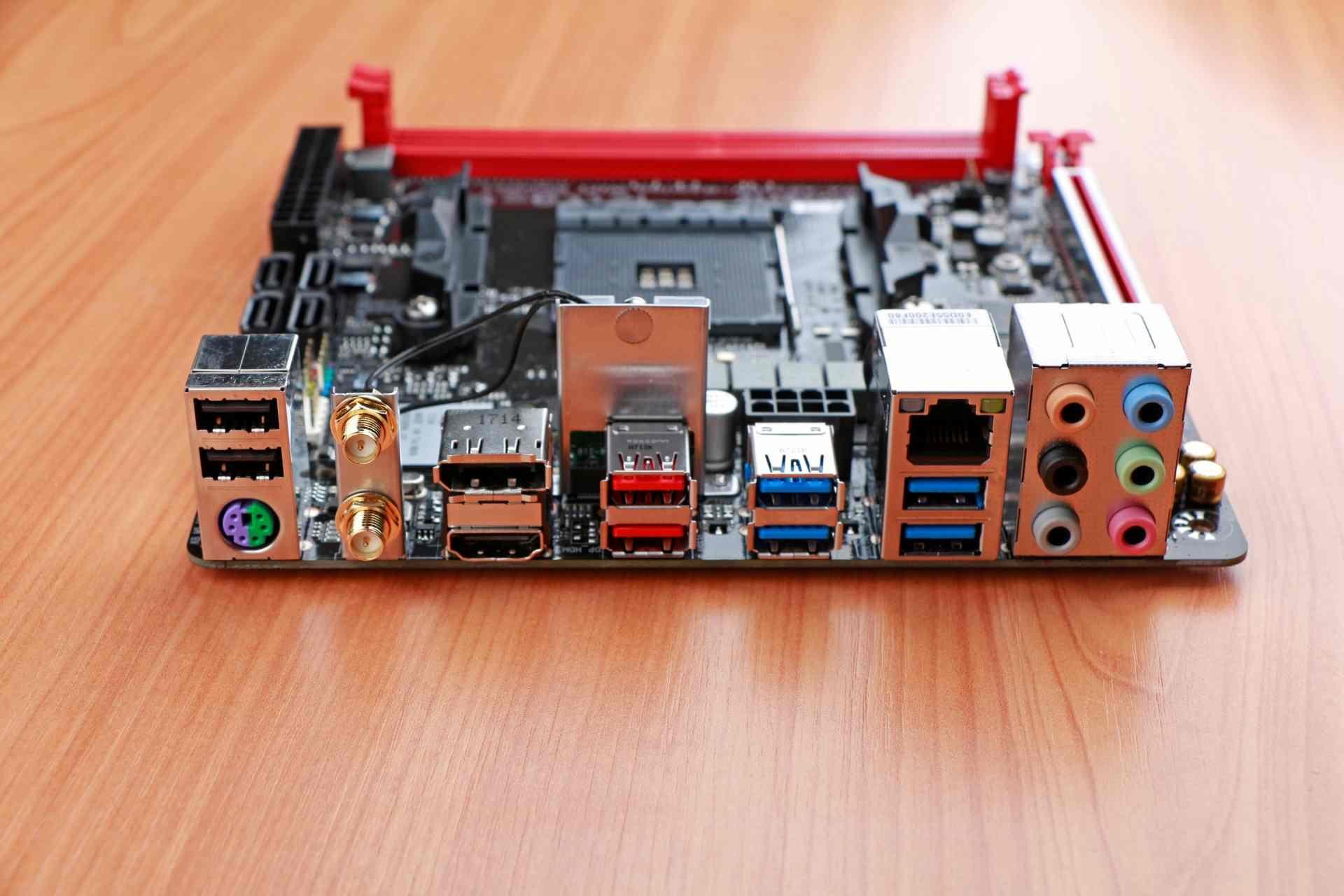 Gigabyte AB350N GAMING WIFI
