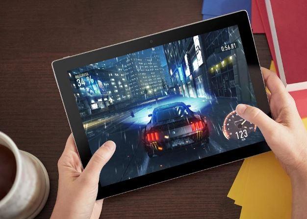 Google Pixel C; hry na tabletu; výkonný tablet