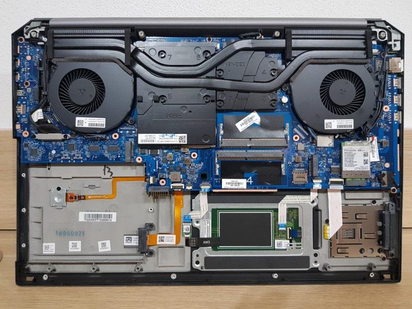 ZBook17G5; hardware