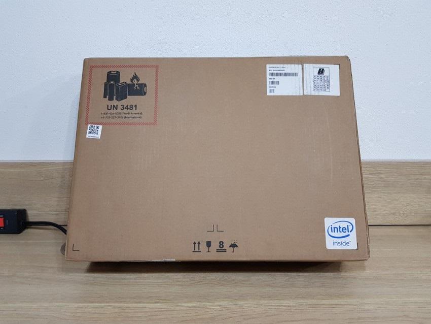 ZBook17G5; Krabice