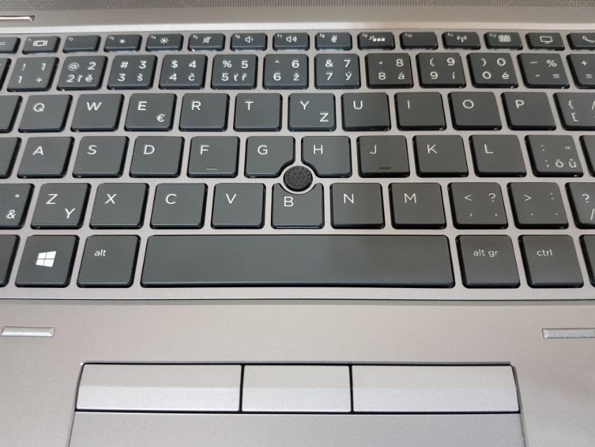 ZBook17G5; pointstick