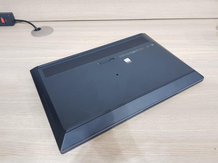ZBook17G5; spodní kryt