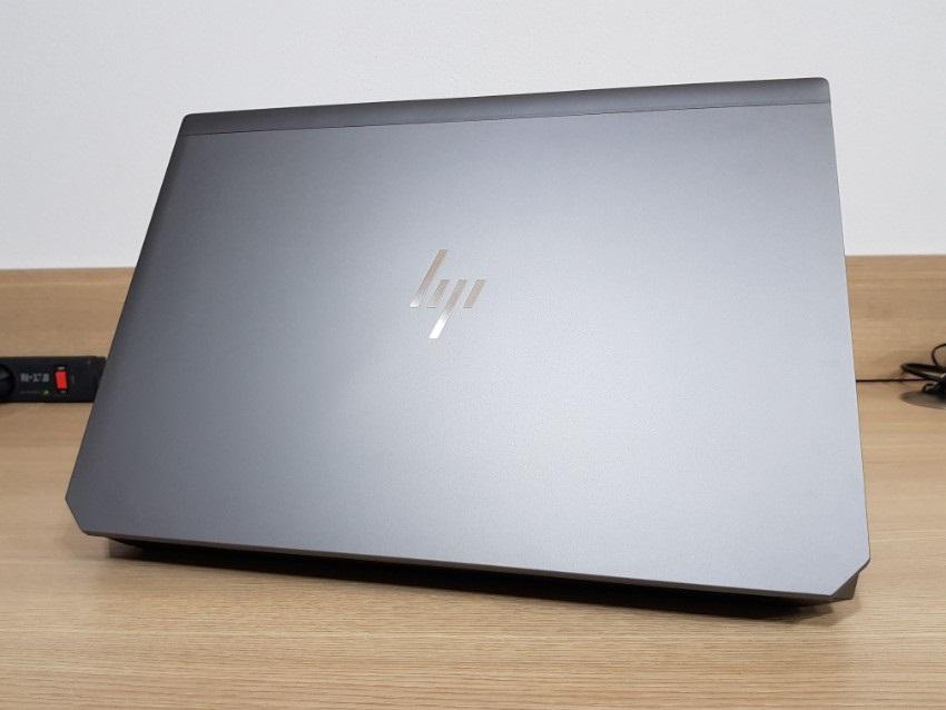 ZBook17G5; Kryt displeje