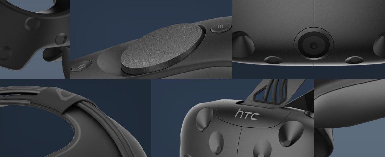 HTC Vive – brýle pro virtuální realitu