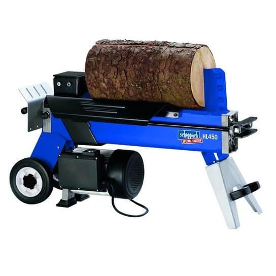 Horizontální štípačka dřeva
