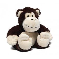 Hřejivá plyšová opička