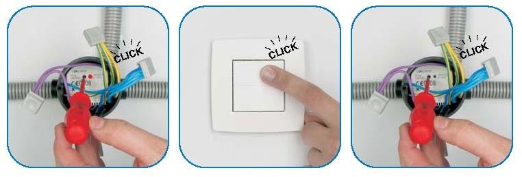 Ukázka instalace ovladače světla