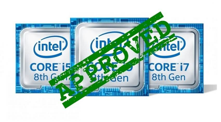 Intel Coffee Lake-H