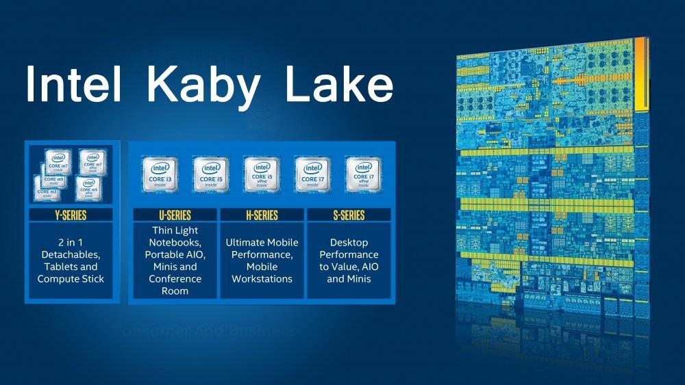 Intel Kaby Lake