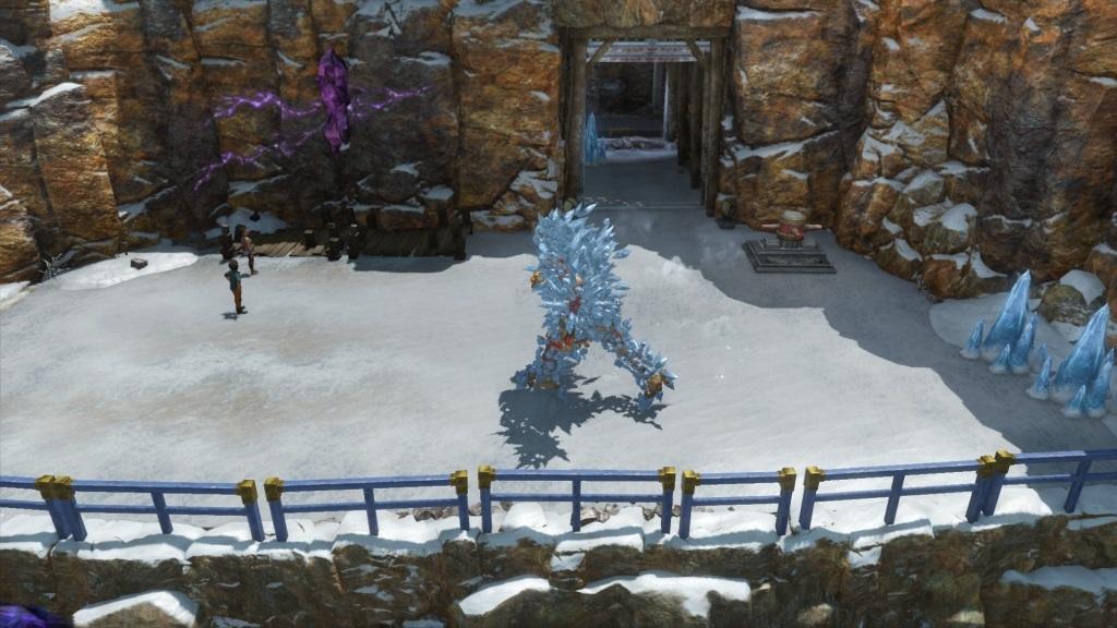 Knack 2; Gameplay: hrdina, ledova forma