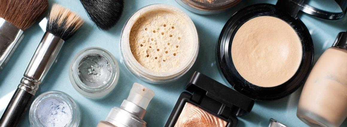 Kvalitní základ a make-up