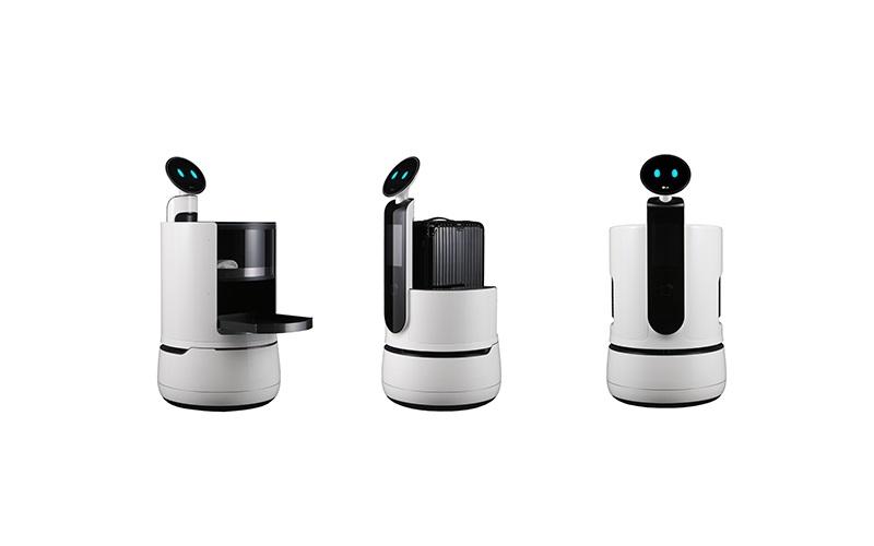 LG, roboti