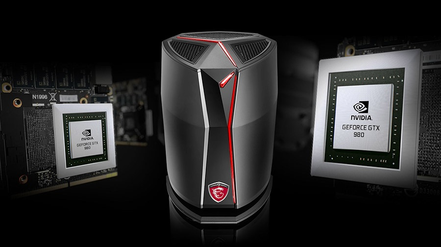 MSI Vortex – NVIDIA GeForce GTX 980 a 960