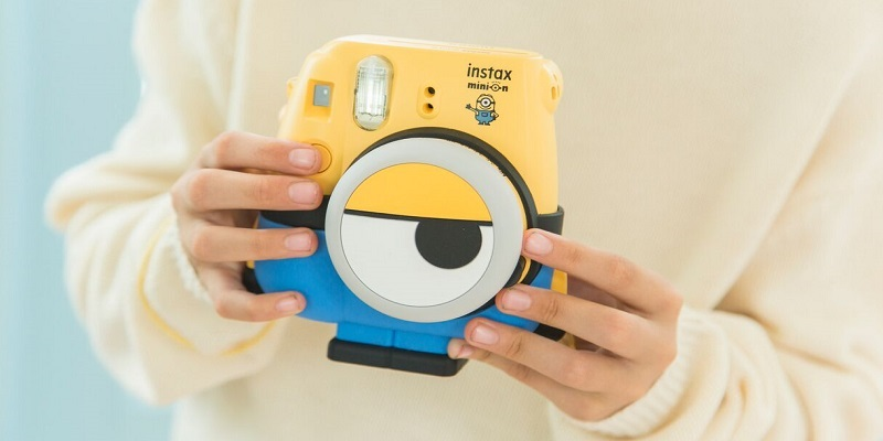 Minion fotoaparát
