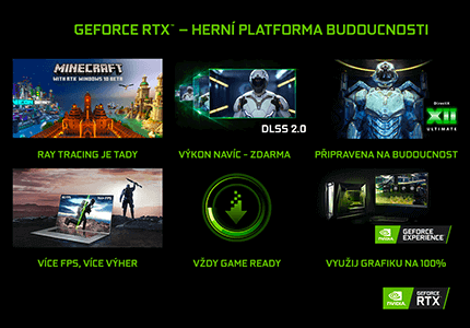 NVIDIA GeForce RTX technologie